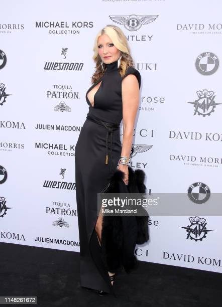 Caprice Bourret attends the Cash Rocket Gala at Victoria Albert Museum on June 5 2019 in London England
