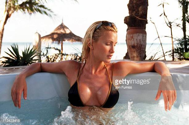 Caprice Bourret during Caprice Films The Second Series Of Her Show 'Caprice Travels' at Jamaica in Kingston Jamaica