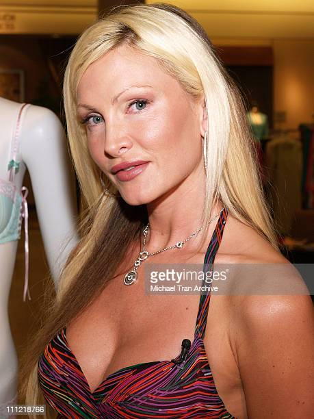 Caprice during Caprice Unveils Her New Lingerie Line at Nordstrom's - At The Grove in Los Angeles, CA, United States.