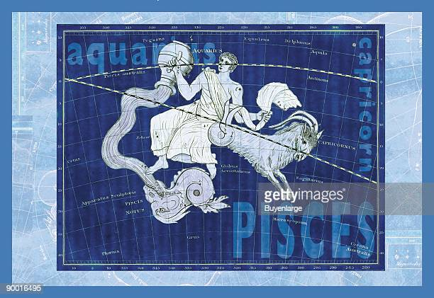 Capricorn and Aquarius