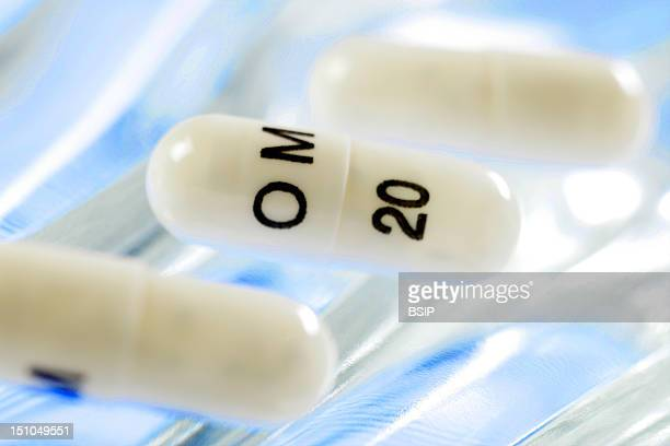 Capsules Of Omeprazole Gastroresistantes Dosed At 20 Mg Generic Drug Omeprazole Is A Proton Pump Inhibitor That Notably Regulates The Gastric Acidity...