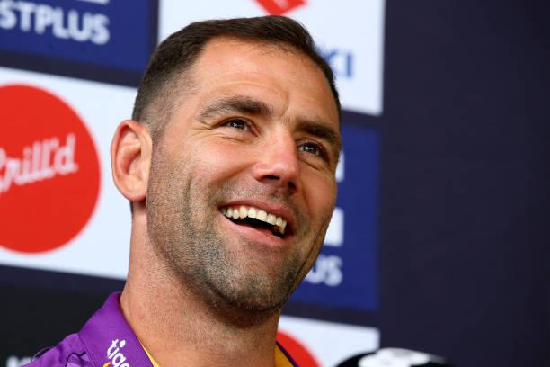 AUS: Melbourne Storm NRL Grand Final Press Conference