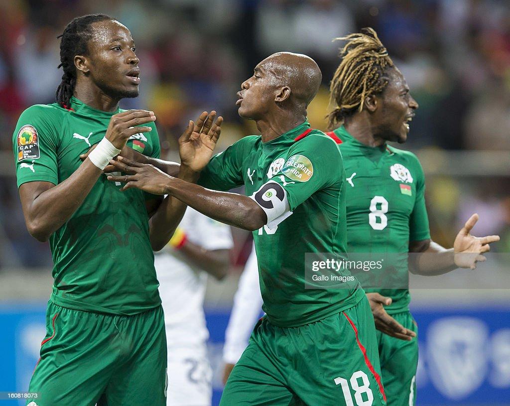 Burkina Faso v Ghana - 2013 Africa Cup of Nations Semi-Final