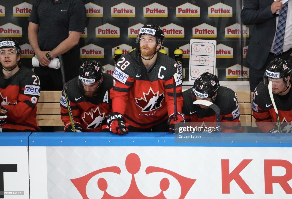 Canada v Finland - 2017 IIHF Ice Hockey World Championship : News Photo