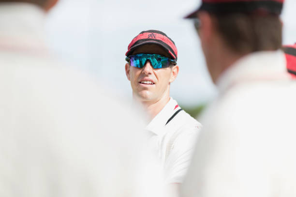 NZL: Plunket Shield - Canterbury v Central Stags