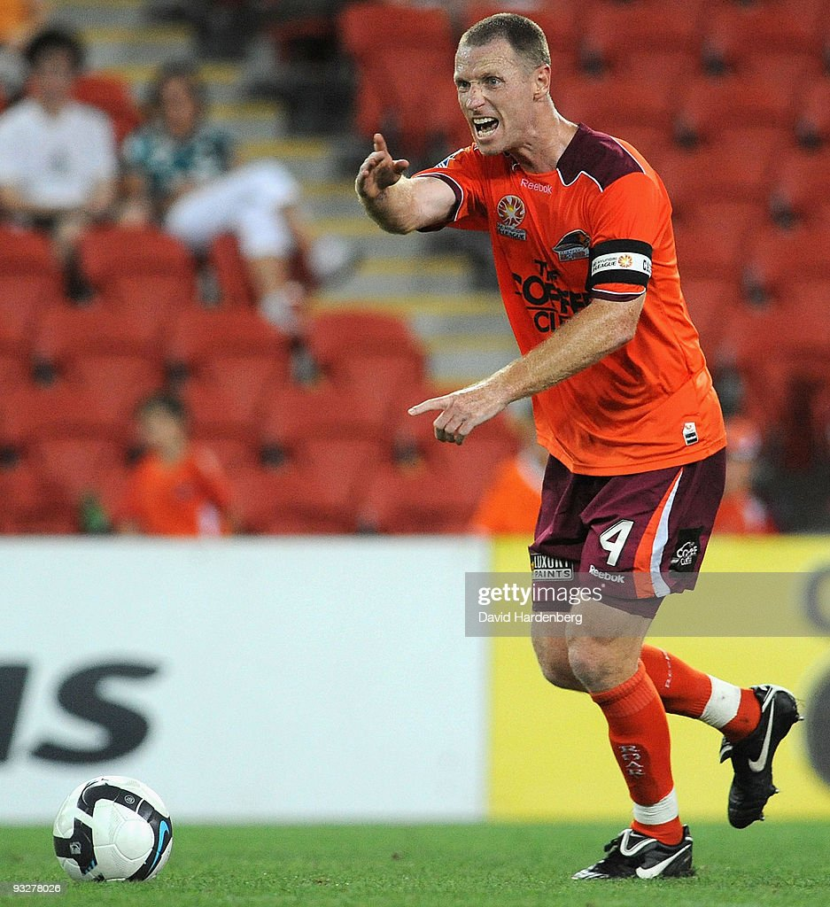 A-League Rd 15 - Roar v Victory