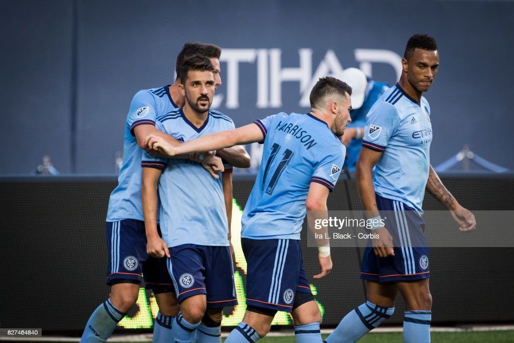 New York City FC v New York Red Bulls : News Photo
