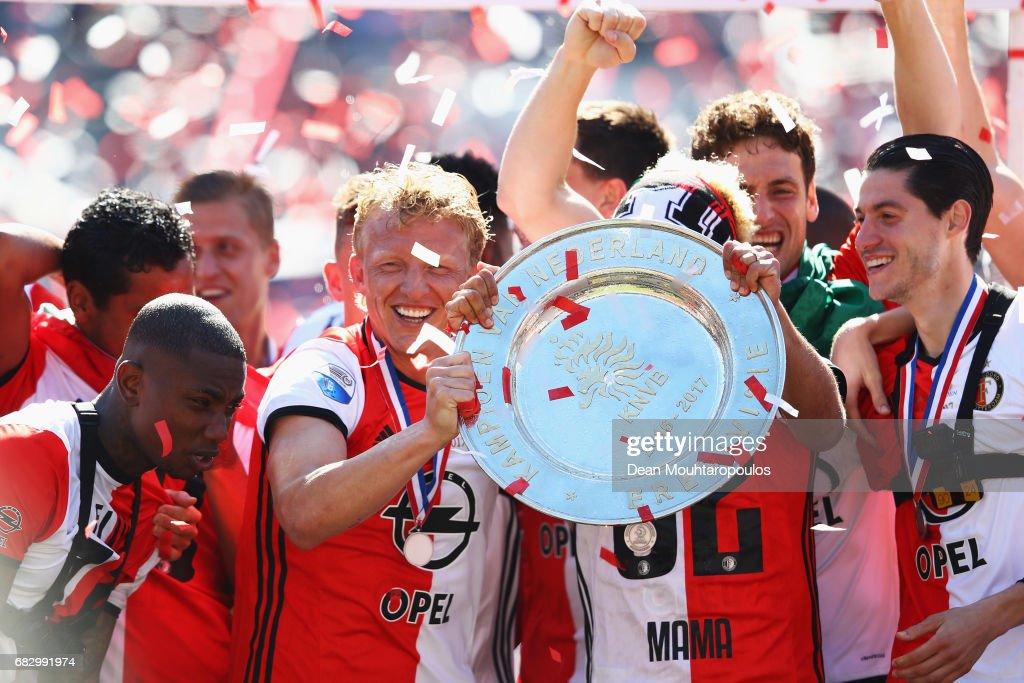 Feyenoord v SC Heracles Almelo - Eredivisie : News Photo