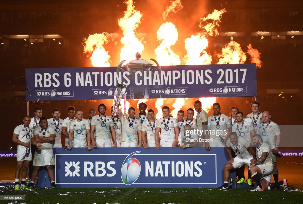 Ireland v England - RBS Six Nations : News Photo