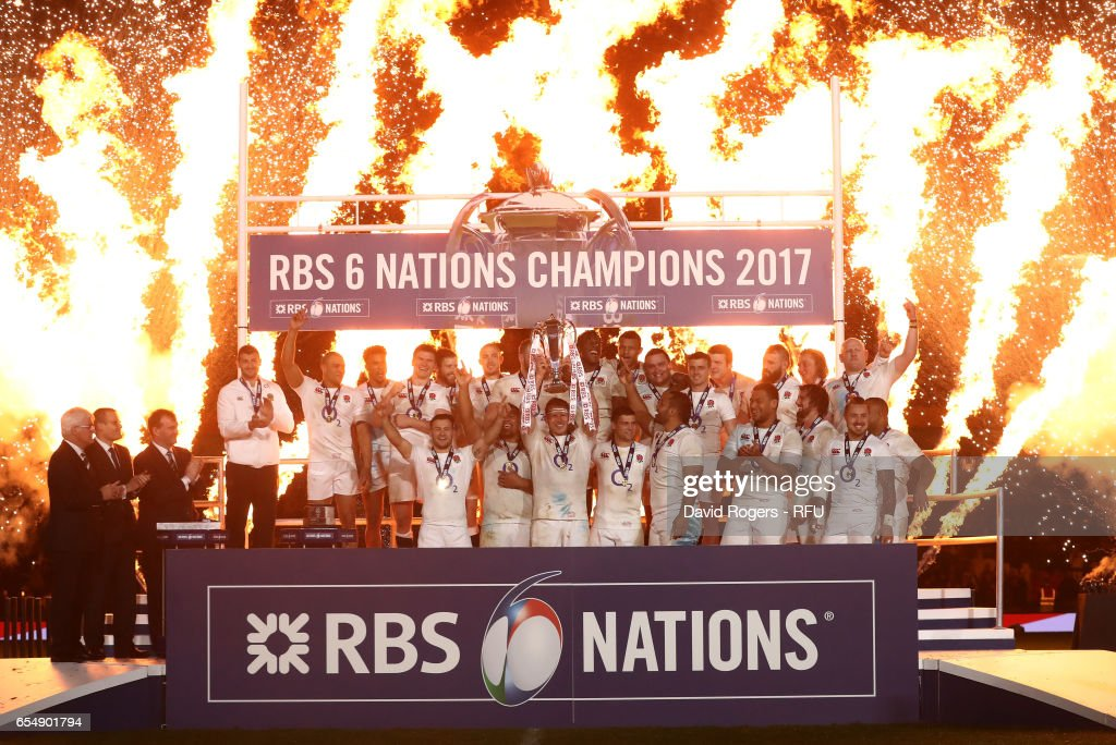 Ireland v England - RBS Six Nations : ニュース写真