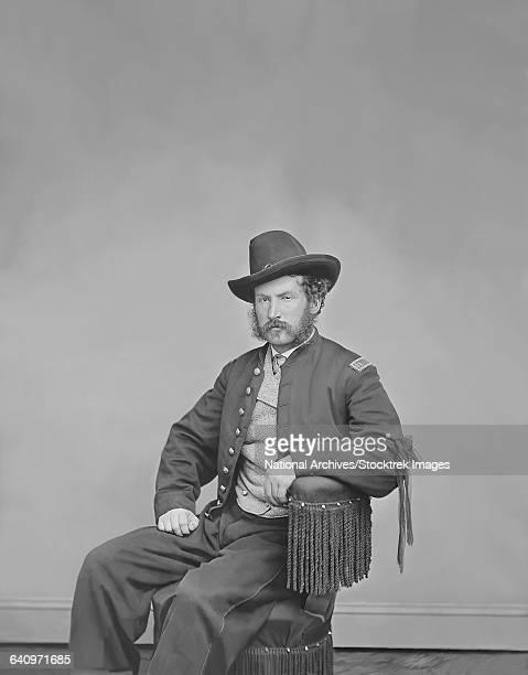 Captain Edward P. Doherty portrait, circa 1861-1865.