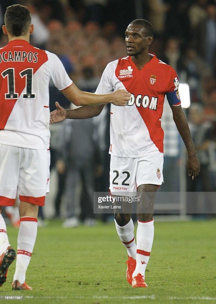 Paris Saint-Germain FC v AS Monaco FC - Ligue 1