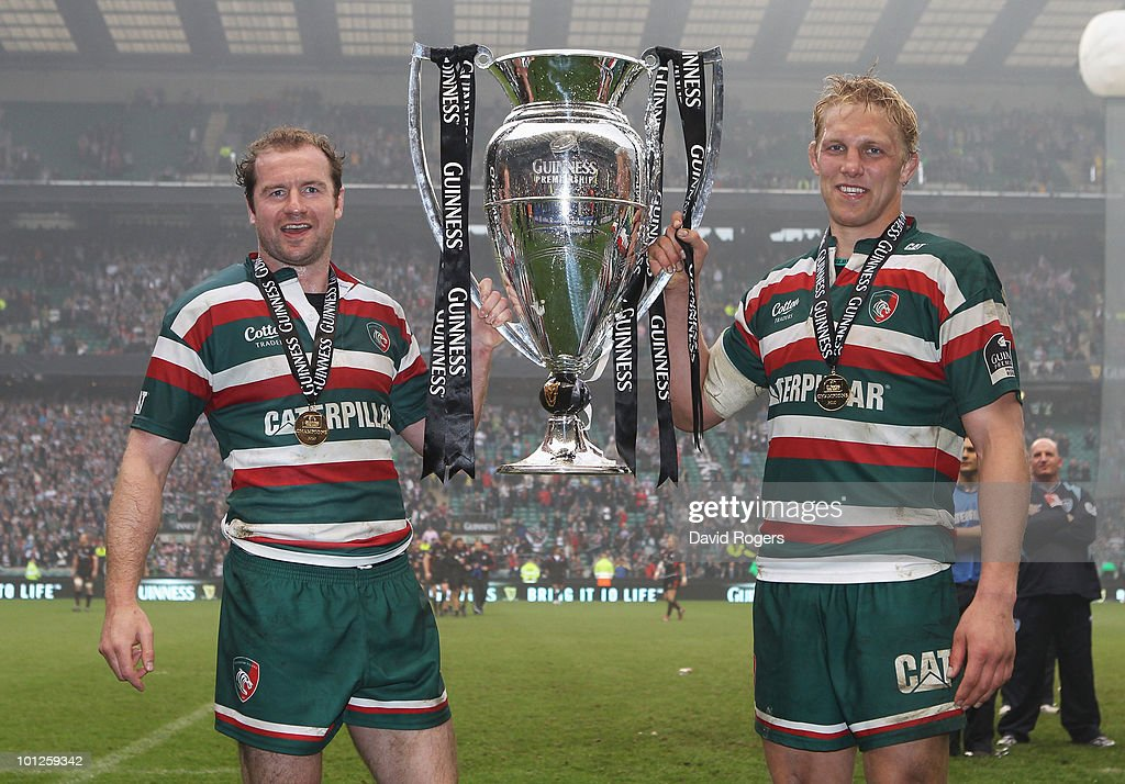 Leicester Tigers v Saracens - Guinness Premiership Final