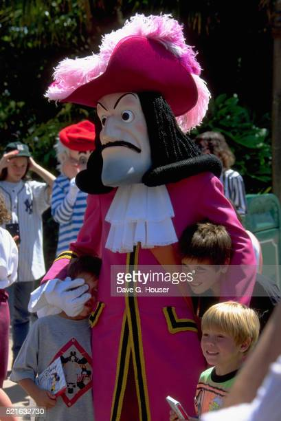 1 102 Captain Hook Photos And Premium High Res Pictures Getty Images
