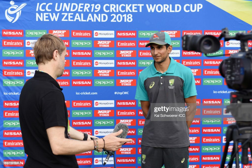 ICC U19 Cricket World Cup - Zimbabwe v Australia
