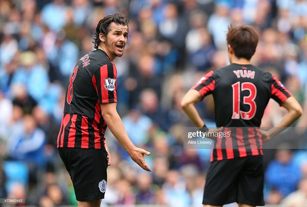 Manchester City v Queens Park Rangers - Premier League : News Photo