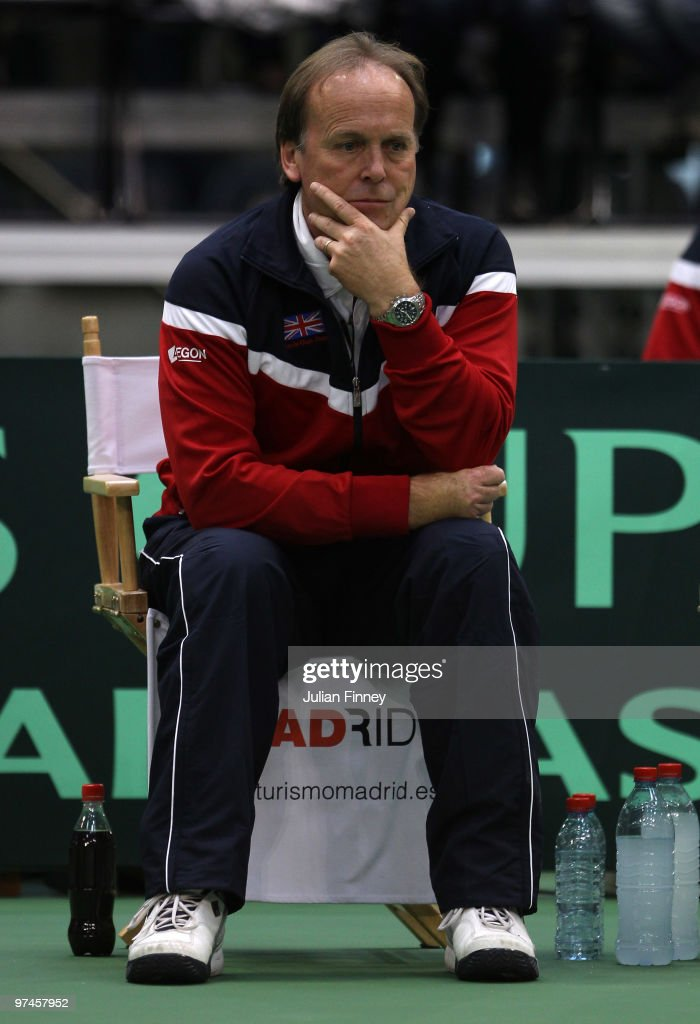 Lithuania v Great Britain - Davis Cup Day One