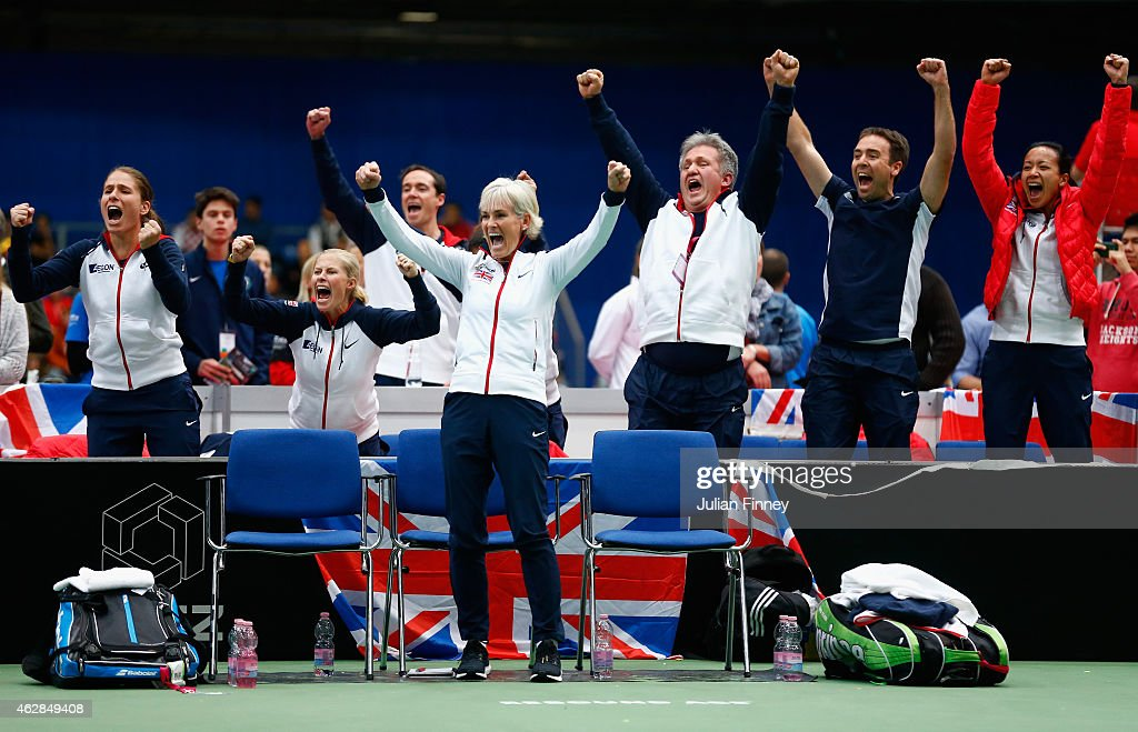 Fed Cup Europe/Africa Group One - Day Three