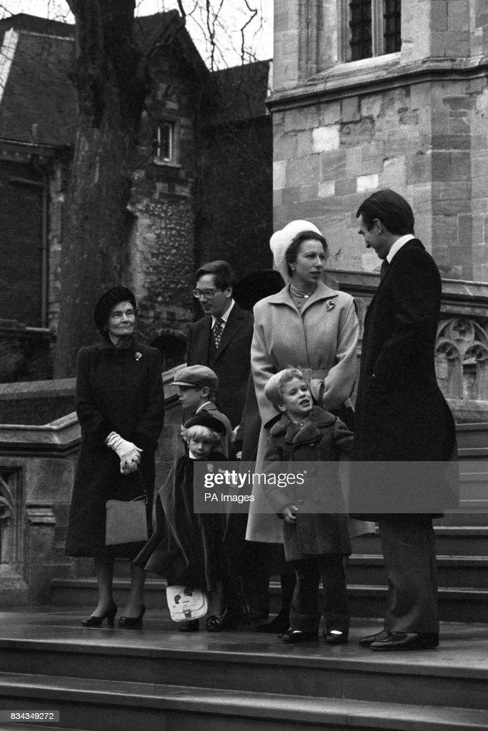 Royalty - Royal Windsor Christmas : News Photo