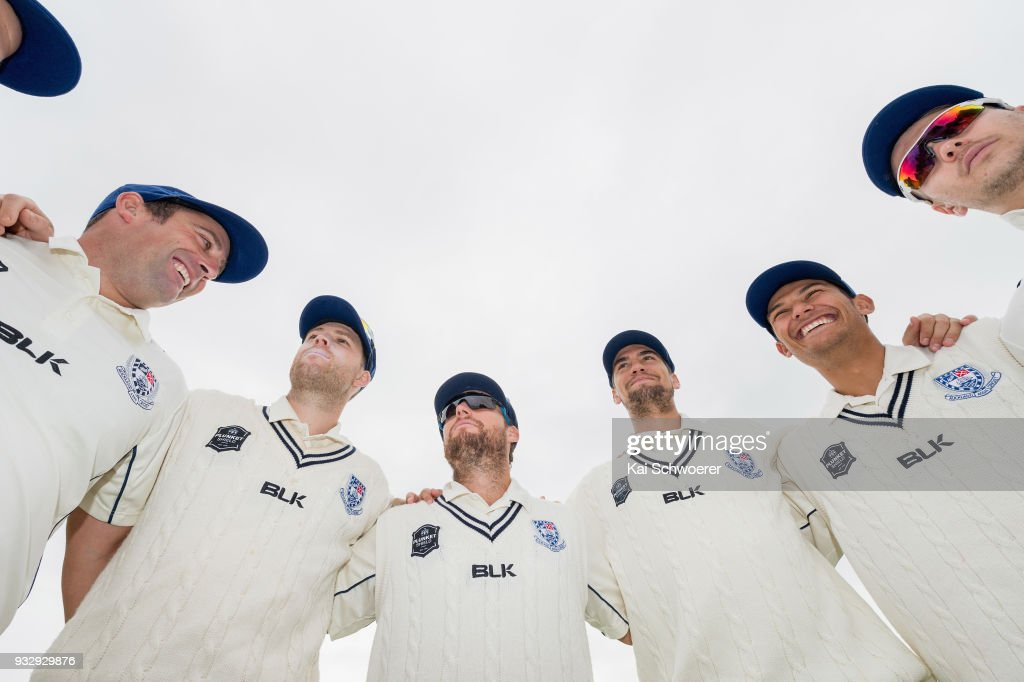 Plunket Shield - Canterbury v Auckland