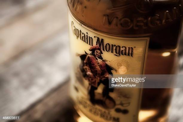 Captain Morgan Bottle