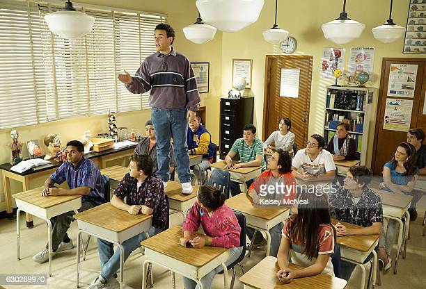 THE GOLDBERGS O Captain My Captain Beverly substitutes for Barry's chemistry class in hopes to inspire students in the same way as Mr Keating from...