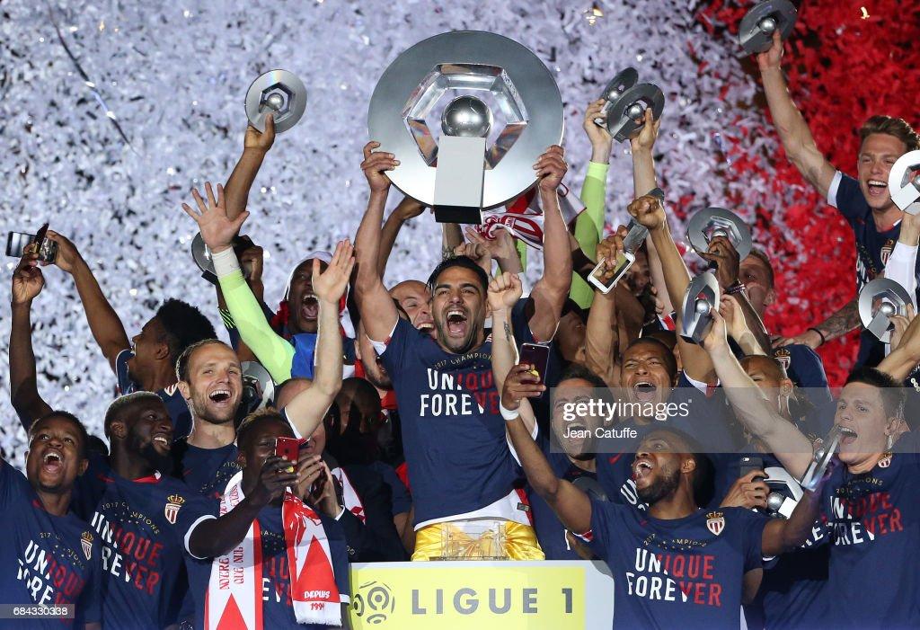 AS Monaco v AS Saint-Etienne - Ligue 1 : News Photo