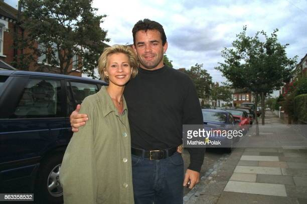 Will Carling and his wife Julia outside their home Will Carling would have had an affair with Princess Diana