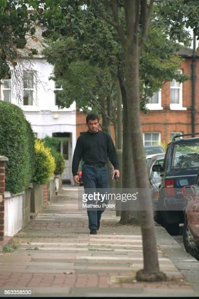 Will Carling outside his home Will Carling would have had an affair with Princess Diana