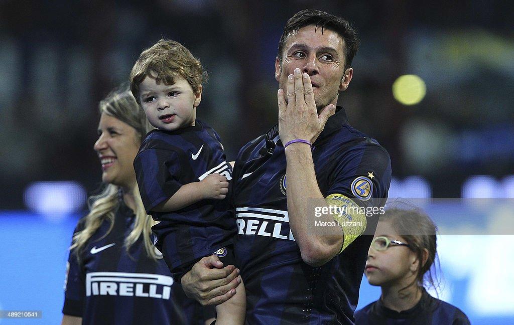 FC Internazionale Milano v SS Lazio - Serie A : News Photo