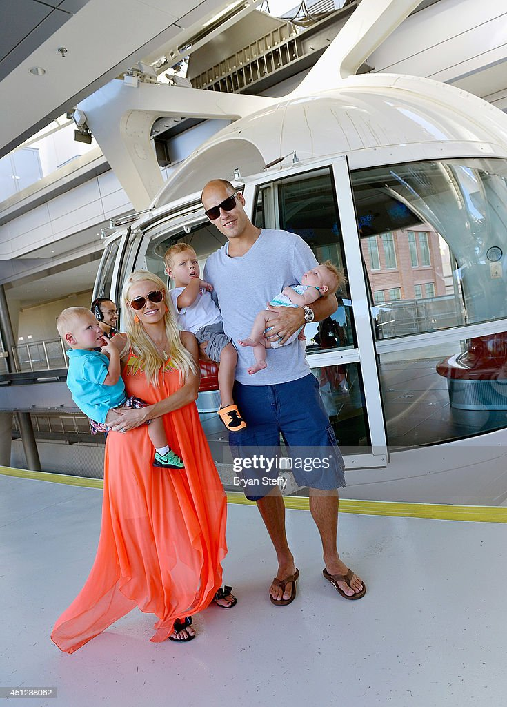 Ryan Getzlaf, Anaheim Ducks Captain Celebrates The 2014 NHL Awards On The High Roller At The LINQ In Las Vegas