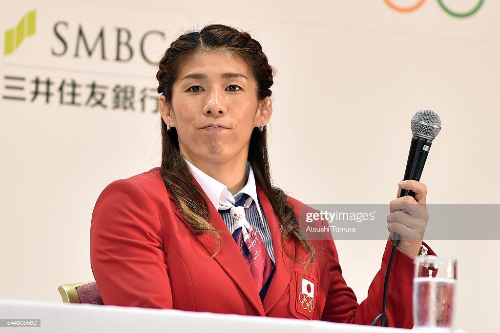 Team Japan Rio Olympic Send-Off Ceremony : Foto jornalística