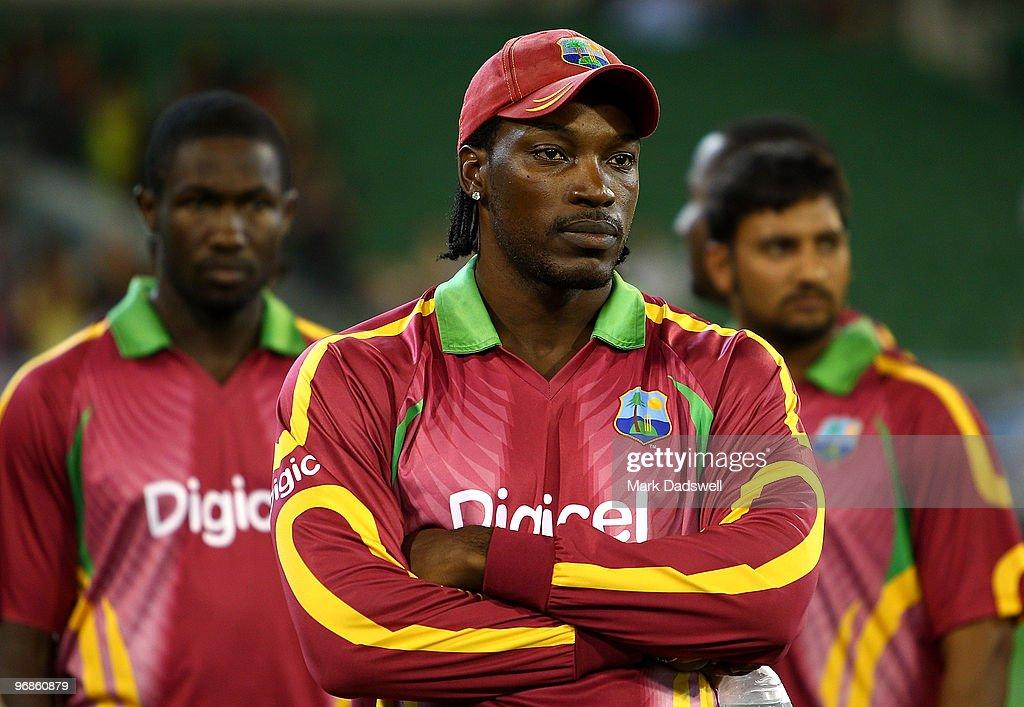 Australia v West Indies - 5th ODI : News Photo