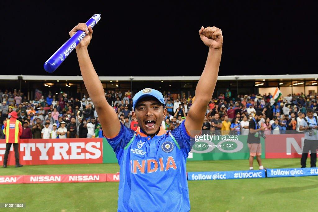 ICC U19 Cricket World Cup - Final: Australia v India