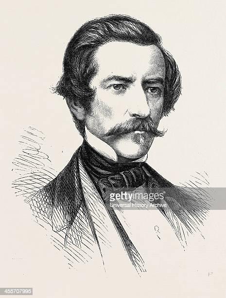 Captain Semmes Of The Confederate States' SloopOfWar 'Alabama'