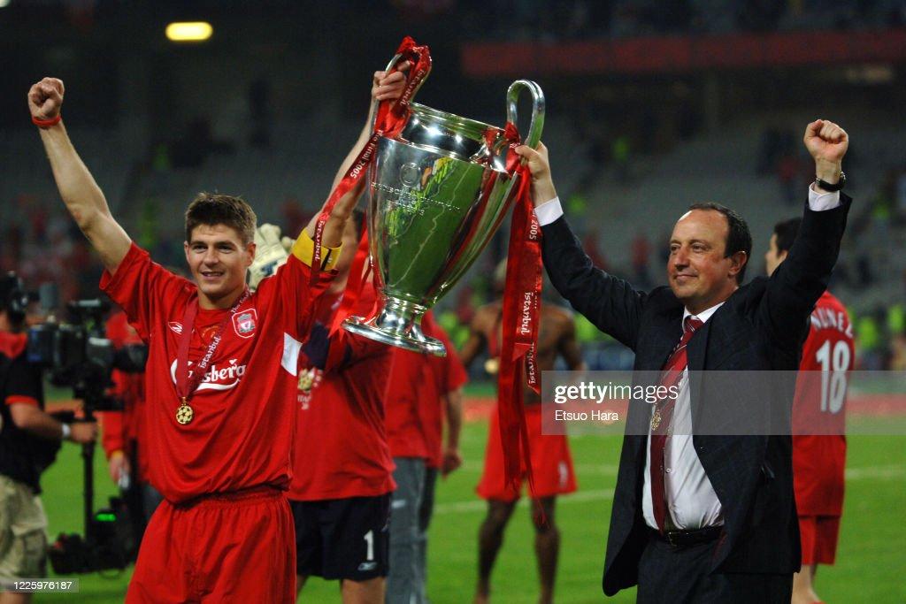 AC Milan v Liverpool - UEFA Champions League Final : News Photo