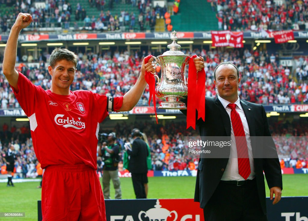FA Cup Final - Liverpool v West Ham United : News Photo