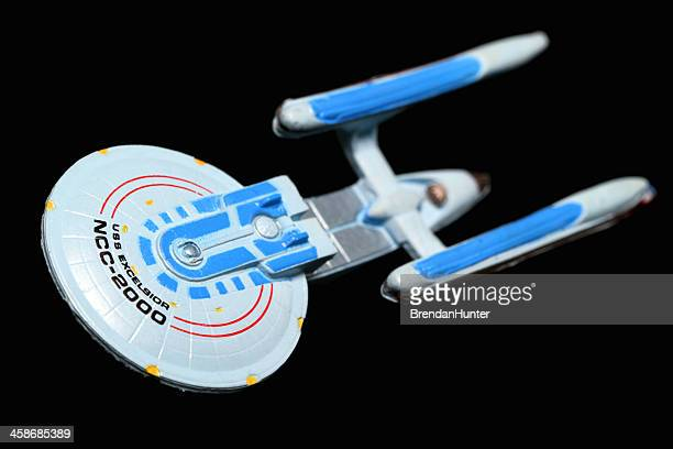captain sulu takes the helm - star trek stock pictures, royalty-free photos & images