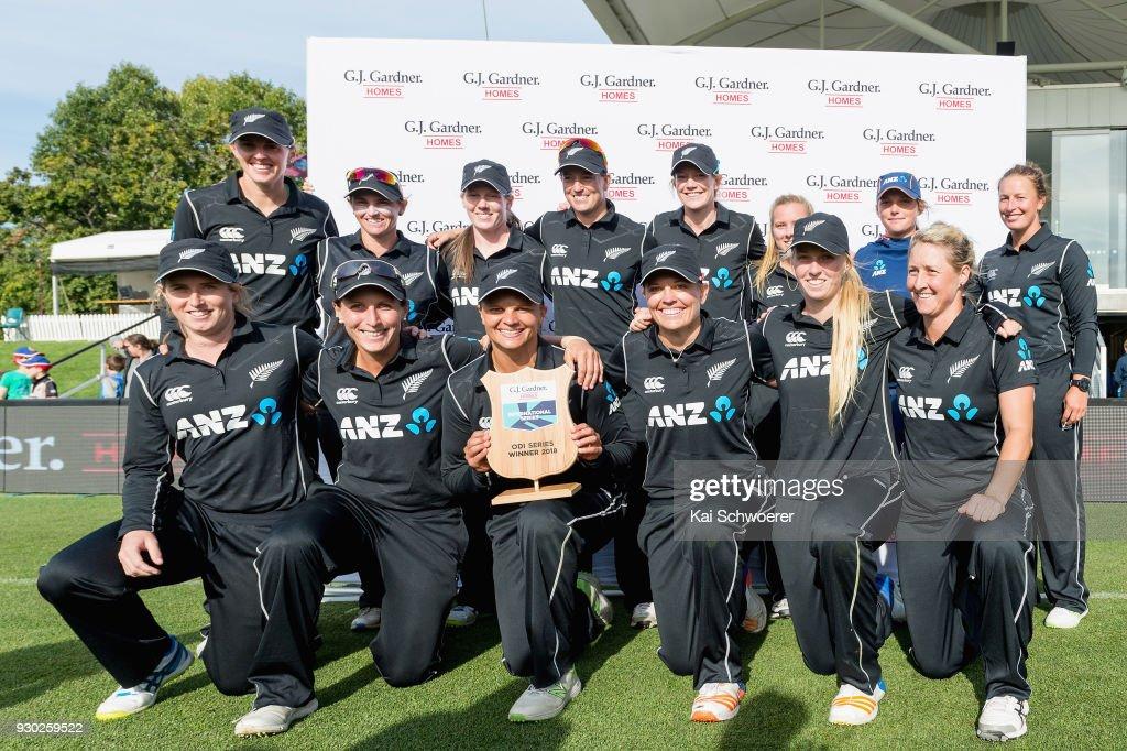 New Zealand v West Indies