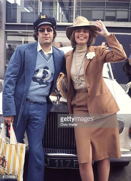 Captain & Tennille 1977 Daryl Dragon and Toni Tennille