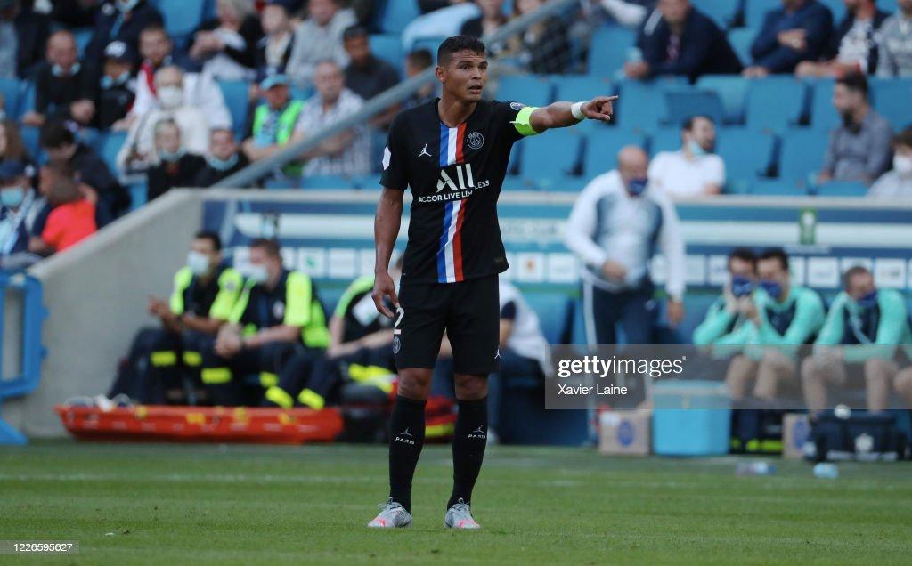 HAC Le Havre v Paris Saint Germain - Friedly match : News Photo