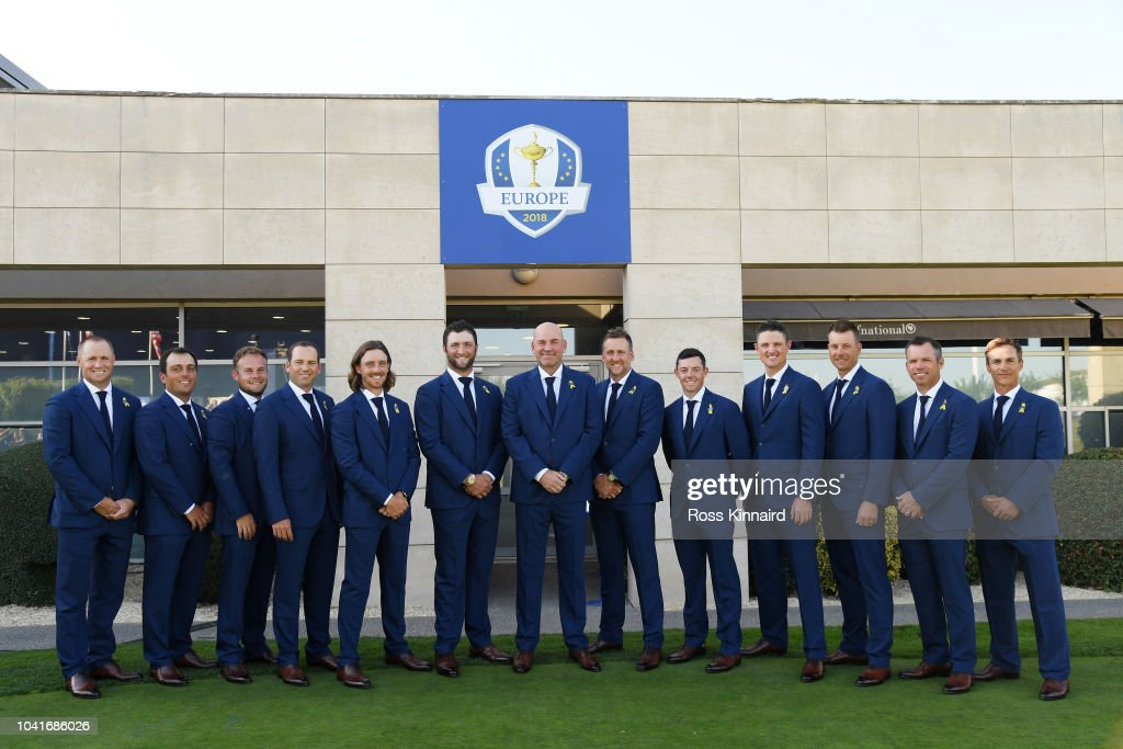 2018 Ryder Cup - Previews : News Photo