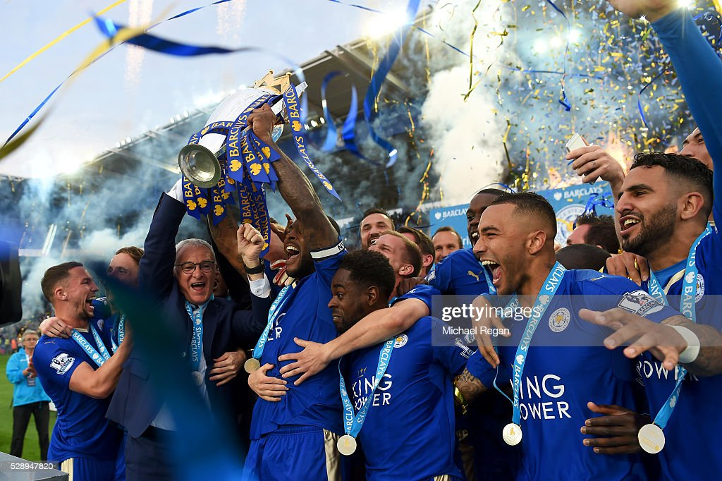 In Focus: Leicester City Crowned Premier League Champions