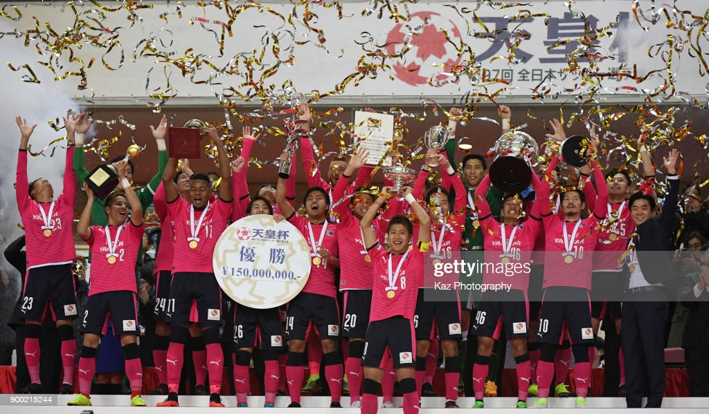 Cerezo Osaka v Yokohama F.Marinos - 97th All Japan Football Championship Final