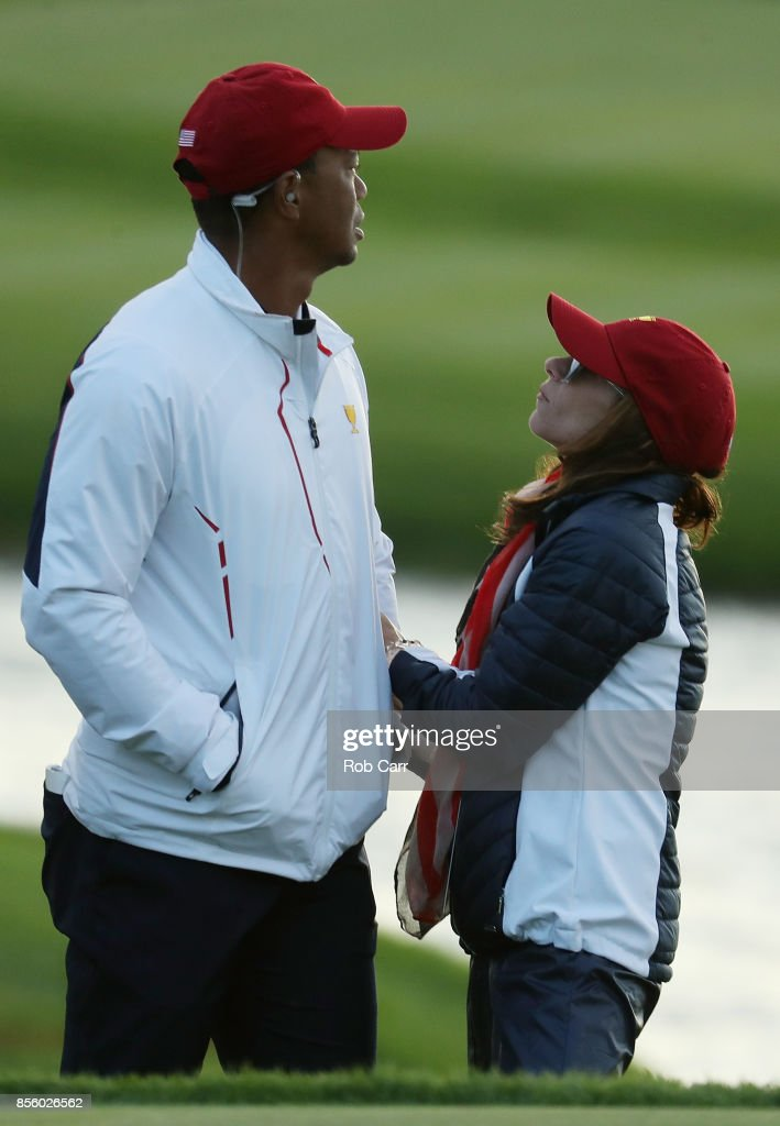 The Presidents Cup - Round Three : News Photo
