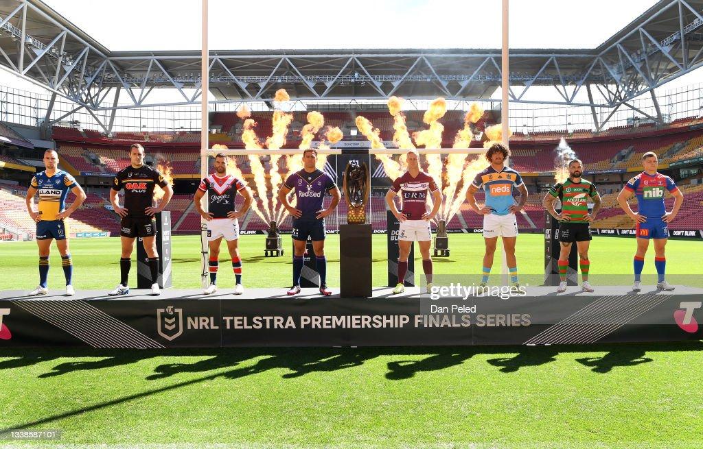 2021 NRL Finals Series Launch : News Photo