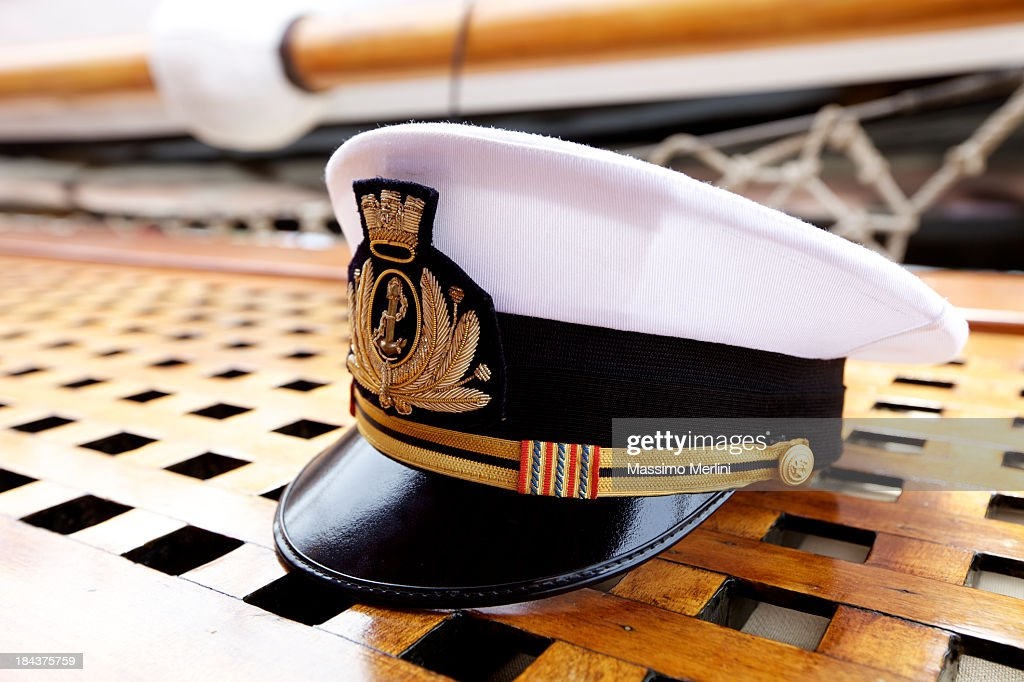 Captain's Hat : Stock Photo