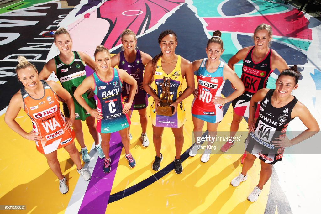 Suncorp Super Netball 2018 Season Launch