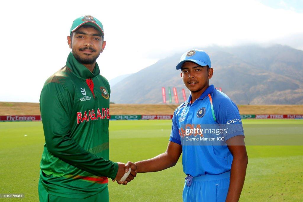 ICC U19 Cricket World Cup - QF4: India v Bangladesh