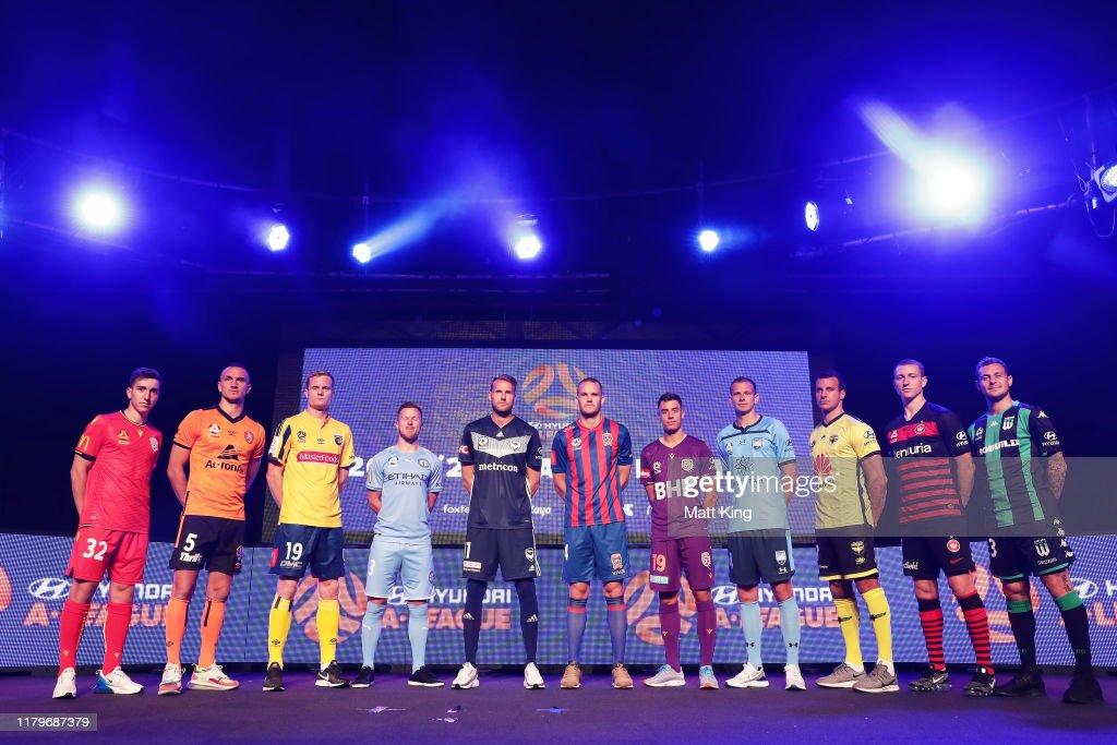 A-League 2019/20 Season Launch : News Photo